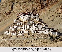 Monasteries of Spiti Valley