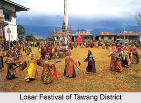 Fairs and Festivals of Tawang District