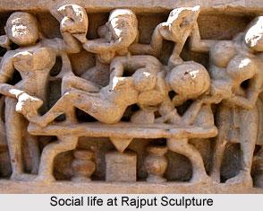 Rajput Sculptures, Indian Sculpture