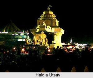 Festivals of Haldia