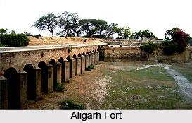 Aligarh Fort, Uttar Pardesh