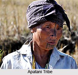Tatto, Indian Tribal Art