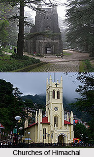 Christian Pilgrimage Tourism at Himachal Pradesh