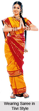 Dimensions of Indian Saree