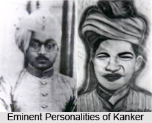 Eminent Personalities of Kanker District