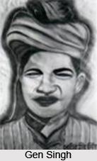 Gen Singh, Indian Freedom Fighter