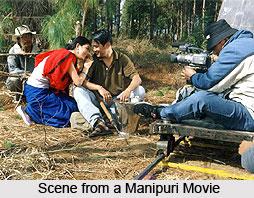History of Manipuri Cinema, Indian Movies