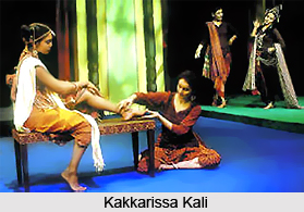 Kakkarissa Kali, Indian Drama