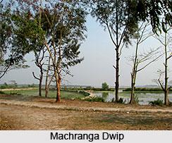 Machranga Dwip, West Bengal
