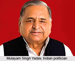 Mulayam Singh Yadav, Indian Politician