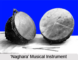 Naghara, Indian Percussion Indtrument
