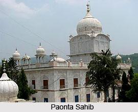 Sikh Pilgrimage Tourism at Himachal Pradesh