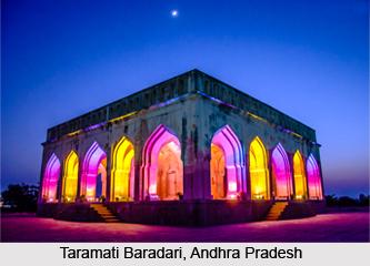Taramati Baradari, Andra Pradesh