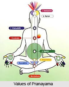 Spiritual Values of  Pranayama