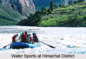 Water and River Sports in Bilaspur District