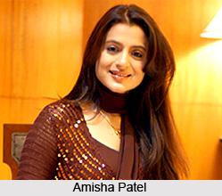Amisha Patel, Bollywood actress