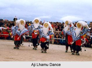 Dances of Tawang District