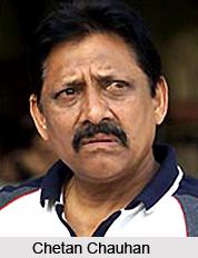 Chetan Chauhan, Indian Cricket Player