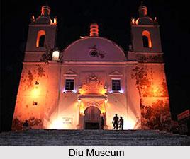Museums in Diu
