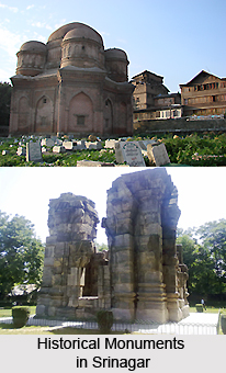 History of Srinagar