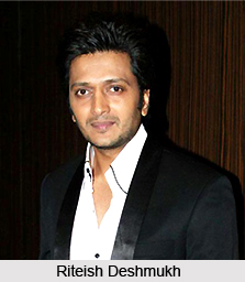 Riteish Deshmukh, Indian Actor