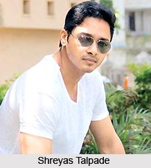 Shreyas Talpade, Bollywood Actor