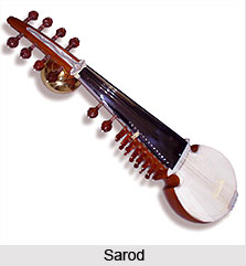 Influence of Thumri on Indian Musical Instruments
