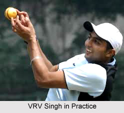 Vikram Raj Vir Singh, Punjab Cricket Player