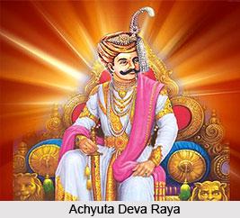 Achyuta Deva Raya