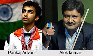 Arjuna Awardees in Billiards