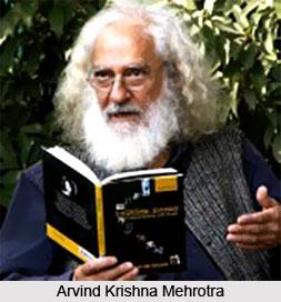 Arvind Krishna Mehrotra, Indian English Poet