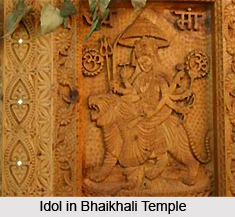 Bhaikhali Temple, Kullu, Himachal Pradesh