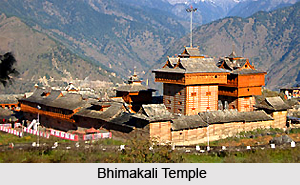 Bhimakali Temple , Sarahan ,Himachal Pradesh