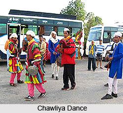 Chawliya Dance, Uttar Pradesh