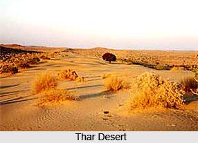 desert soil in india