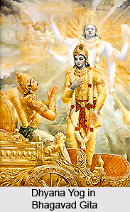 Dhyana Yoga , The Path of Wisdom, Bhagavad Gita
