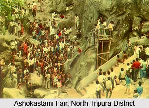 Fairs of North Tripura District