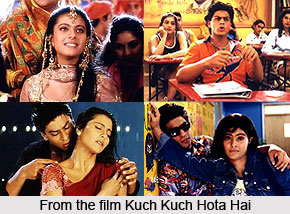 Kuch Kuch Hota Hai, Indian Movie