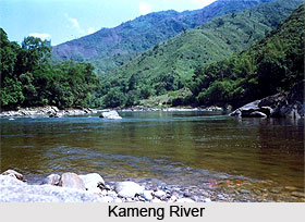 Geography of East Kameng District