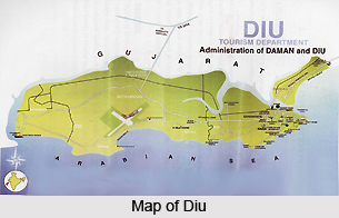 History of Diu