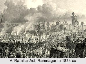 History of Ramlila