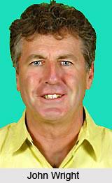 John Wright, Former Coach of Indian Cricket Team