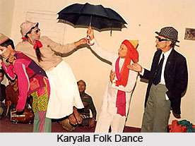 Karyala, Folk Dance of Himachal Pradesh
