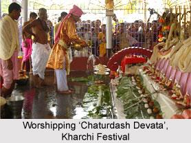 Kharchi Festival, Tripura