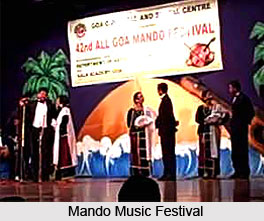 Mando Music, Goa