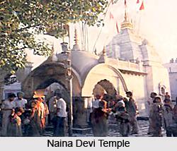 Naina Devi Temple , Bilaspur, Himachal Pradesh
