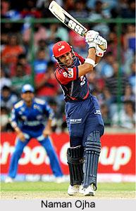 Naman Ojha, Madhya Pradesh Cricket Player