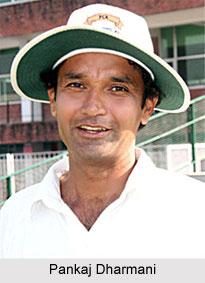 Pankaj Dharmani, Punjab Cricket Player
