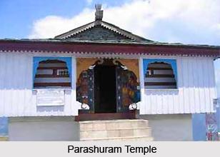 Parashuram Temple, Kullu, Himachal Pradesh