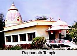 Raghunath Temple, Kullu, Himachal Pradesh